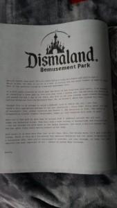 Dismaland Bemusement Park - Banksy